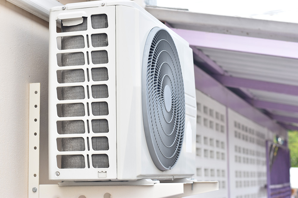 Ductless Air Conditioning system
